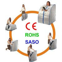 1050W Portable Far Infrared Sauna