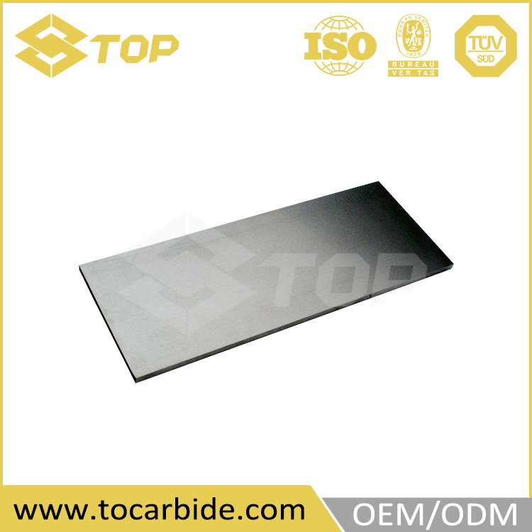 carbide strip for wood cutting, cemented carbide plates for wire drawing, full size boron carbide plate