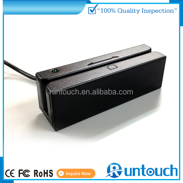 Runtouch Customized security professional 206 MSR magnetic card reader