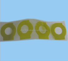Automotive and electronics double sided tape dots