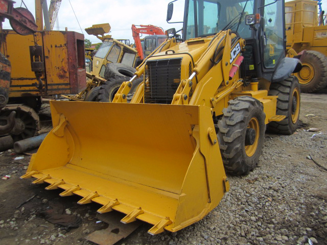 J CB used 3CX backhoe loader for sale