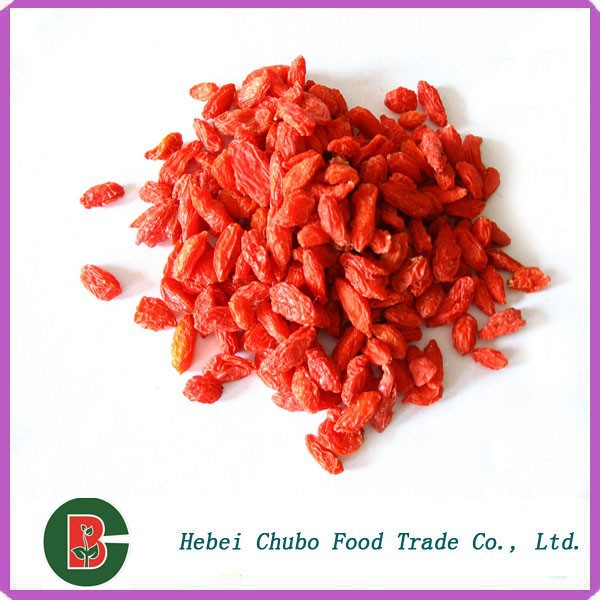 new wolfberry certified organic goji berry dried goji berry