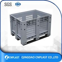 Big Plastic Box Pallet Type And Plastic Material Large Container
