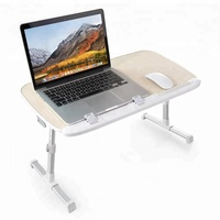 Amazon best selling portable foldable adjustable bed laptop desk stand