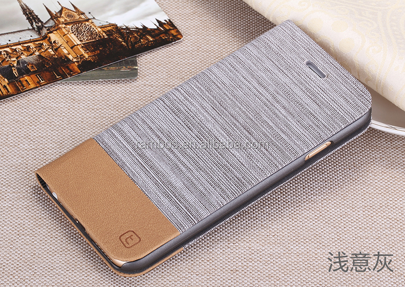 Best discount leather private customize phone case for K-Touch U2
