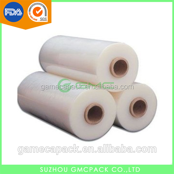 Co-extruded High Barrier PA PE plastic film for Food Packing