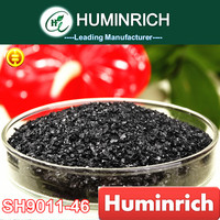 Huminrich High Nutrient Content Restores Electrochemical Balance Potassium Humate Fertilizer Manufacturer In China