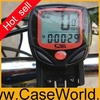 LCD Bike Speedometer Meter Bicycle Odometer Computer
