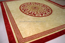 Hand Tufted Manufacturer in China, Tree of Life Persian Carpet Silk