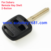 For Subaru Remote Key Shell 2 Button Blank Shell for Subaru Forester Impreza Legacy Remote Key 2 Button (NSN14)