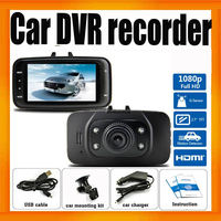 Hottest 1080P HD Vehicle DVR Camera GS8000L with HDMI output ir led night vision