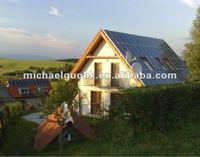sinosola's off-grid 5kw home solar system with TUV/IEC61215/IEC61730/CEC/CE/PID
