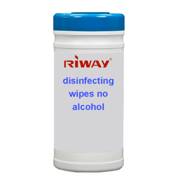 disinfecting wipes no alcohol