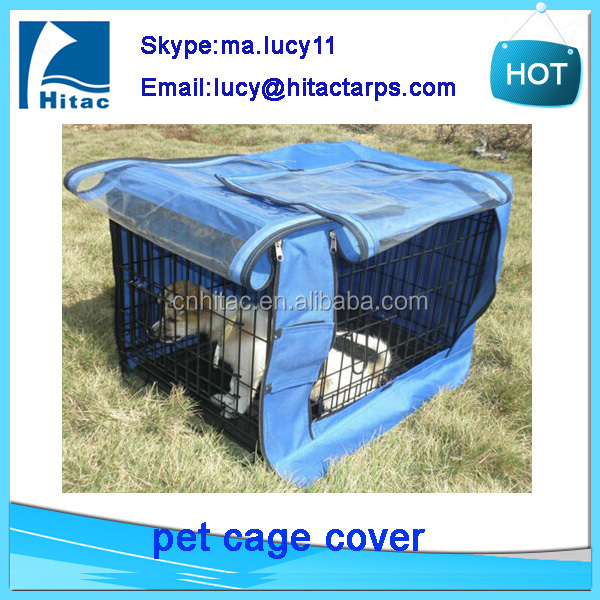 light weight waterproof pet bird cage cover
