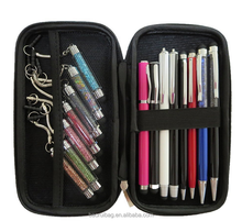 Black Color Hard Shell Protective EVA Carrying Case/Bag/Pouch/Holder for Pencils, Graphics Tablet Stylus, Digital Touch Pen
