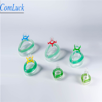 disposable PVC anesthesia mask