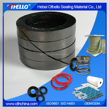 Ball valve seat ring / graphite ring