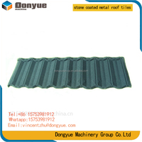 High Quality recycled rubber roofing tiles ,building material colorful stone coated