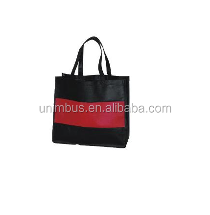 Promotional Recycle Laminated Polypropylene Tote Bag