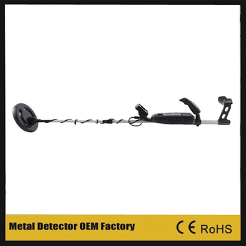 MD-3500 ground metal detector with LCD display