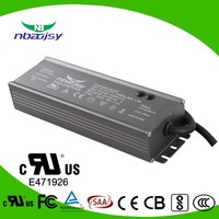 single output typle and ac dc waterproof led power supply isolated