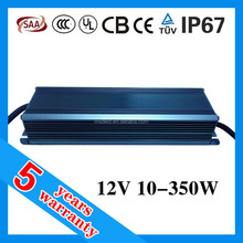 10W 20W 30W 50W 60W 80W 100W 120W 150W 240W 250W 300W 350W 12V LED tranformer , LED driver , power supply