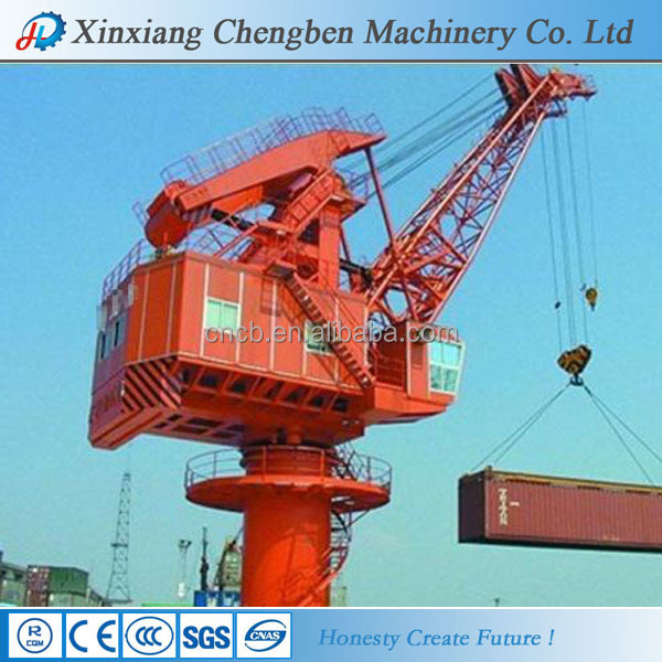 chengben machinery types of ships crane from crane hometown