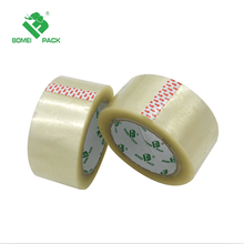 high quality hot melt self adhesive bopp clear packing tape manufacturer