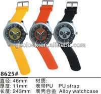 2013 promotional oem watches free samples silicone watch