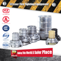 Aluminum,fittings hose couplings for fire protection