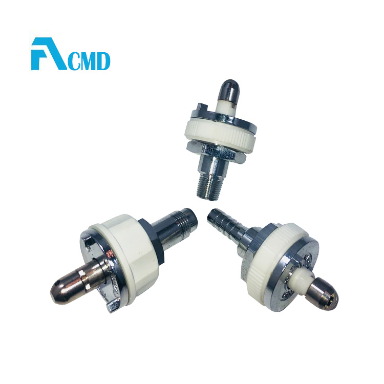 OHMEDA gas standard connector gas fast plug connection