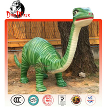 Dino0043 Mini Cartoon Dinosaur Character Sculpture