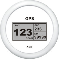 KUS high quality gps digital speedometer for cars