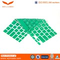 Attractive Customized Ultra Thin Protective Silicone Keyboard Cover for Apple Macbook