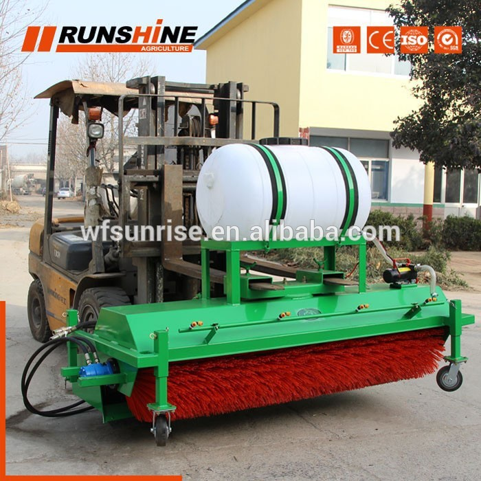 Reliable Factory Road Sweeper Industrial Sweeping Machines