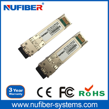 10G SFP+ Module 1270/1330nm SM 40KM WDM SFP Transceiver Supplier