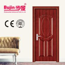 Cheap Price fire resist interior doors, commercial exterior fire rated steel doors