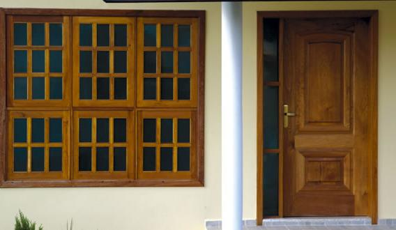 wooden frame windows solid wood door windows frame jamb and - Wood Frame Windows