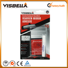 Visbella Excellent Bonding for Glass and Metal Auto Rearview Mirror Adhesive