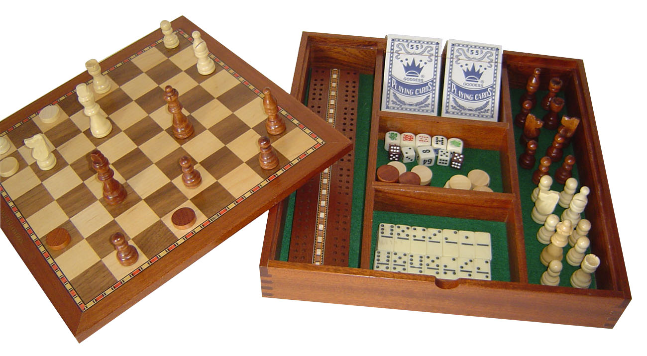 Ambassador Handmade Wooden Chess Set jade chess sets for sale
