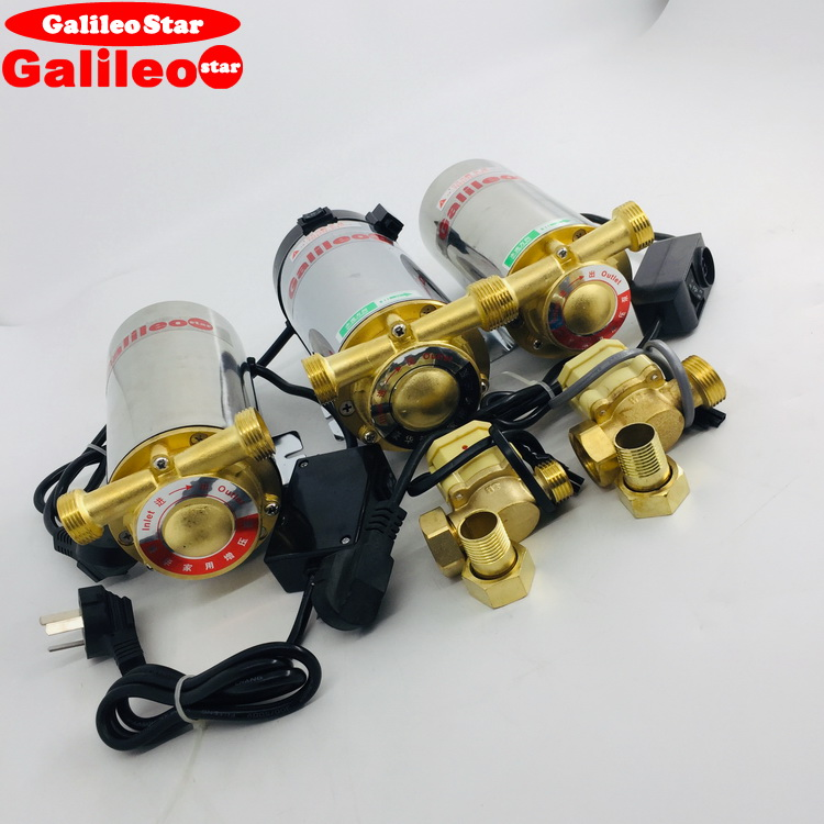 GalileoStar2 <strong>clutch</strong> booster pump all in one heat pump water heater