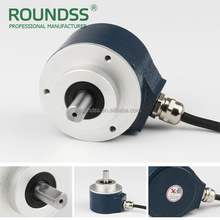 Roundss low cost 14 bit rotary absolute encoder 10mm shaft