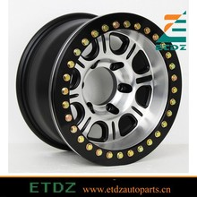 16X8 4x4 offroad Monster Toyota real beadlock alloy wheel
