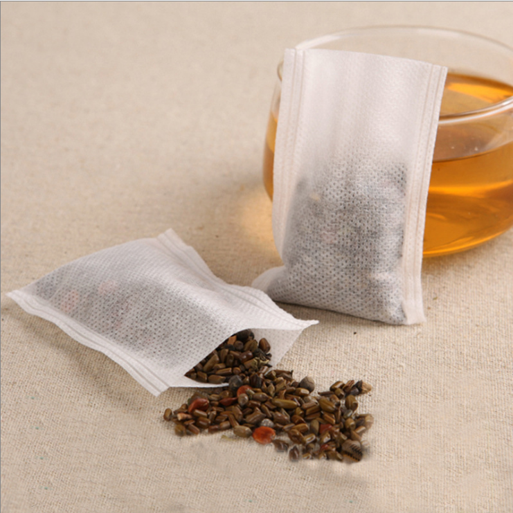 7*9 cm <strong>packing</strong> for loose tea or coffee bean heat sealing non-woven bags
