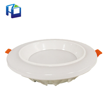 China Manufacturers Motion Sensor Round Ceiling Lamp Ultra Thin Recessed 16W 18W Square Led Panel Light