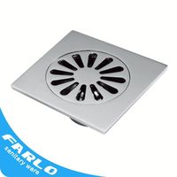 FUAO Ample supply and prompt delivery side outlet shower drain
