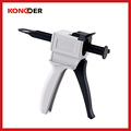 50ML Mixpac glue gun with solid surface adhesive, dispenser for glue