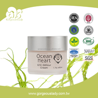 Q10 Moisturizing Cream with Grape Seed Extract for Energy and Vitality Skin