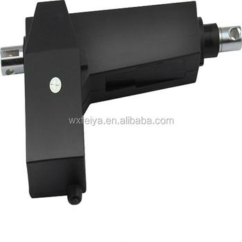 hospital bed linear actuator FY013 8000N 150mm stroke black color