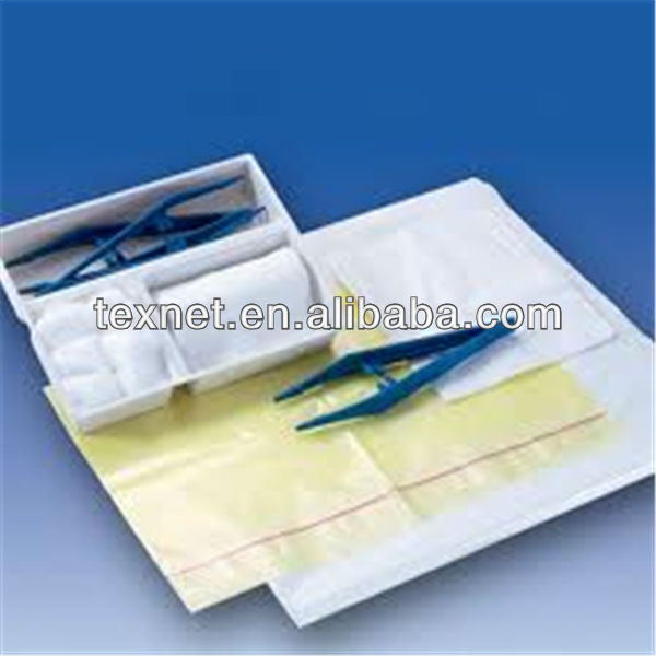 2016 China Medical Surgical Basic Dressing Set